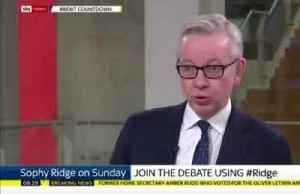 UK is going to leave the EU by Oct. 31: Gove [Video]