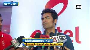 Right man, right time' Mohammad Kaif on Ganguly selection as BCCI President [Video]
