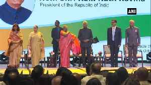 We've relaxed rules to obtain Overseas Citizen of India cards President Kovind in Manila [Video]