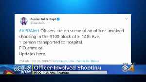 4 Hospitalized In Early Morning Shooting Involving Aurora Police [Video]