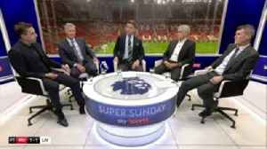 Nev and Souness' heated debate [Video]