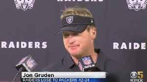 KPIX 5th Quarter: Raiders Coach Jon Gruden [Video]