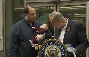 News video: Schumer calls on FDA to probe toxic baby food report