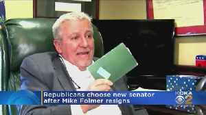 Republicans Choose Candidate For Vacated State Senate Seat [Video]