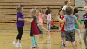 Kids Dance clinic keeps Onalaska grade school students active [Video]