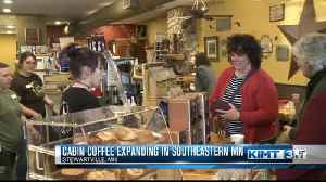 Cabin Coffee looks to expand in Southeastern MN [Video]