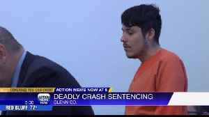 Man sentenced to 6 years in state prison for vehicular homicide in beloved Chico coach's death [Video]