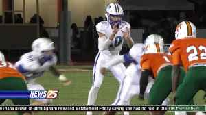 High School Football: West Harrison vs. Ocean Springs [Video]