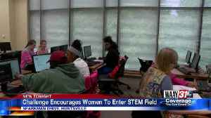 HUNTSVILLE HOSTS GIRL SCOUTS CYBER TECH CHALLENGE PROGRAM [Video]