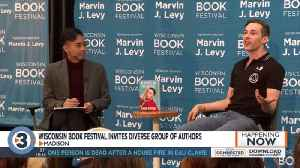Olympic figure skater speaks at Wisconsin Book Festival [Video]