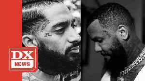 The Game Sets The Record Straight On His Nipsey Hussle Tributes [Video]