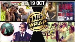Kangana Sonam Turn Friends, Sara Ali Khan Boxing, Salman Khan's Radhe Teaser | Top 10 News [Video]