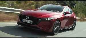 All-New Mazda3 Skyactiv-X Driving in Bulgaria Trailer [Video]