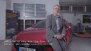 Mazda Skyactiv-X Overview James Turner, University of Bath [Video]