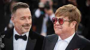 Elton John's husband David Furnish checked into rehab because he couldn't deal with fame [Video]