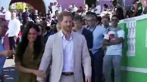 Prince Harry Says That Archie Has Found His Voice [Video]