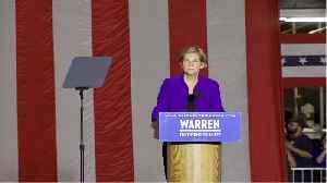 Could Warren's Ban On Big Money Help Trump? [Video]