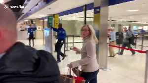 Memphis International Airport evacuated after wind damages terminal amid tornado scare [Video]