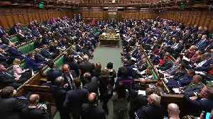 News video: Speaker John Bercow blocks vote on Brexit deal
