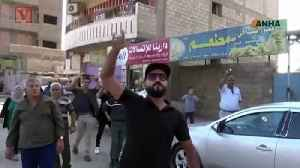 Residents Pelt U.S. Troops With Potatoes Amid Syrian Pullout [Video]