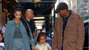 Kim Kardashian Reveals Fourth Child Psalm Almost Named Ye Instead [Video]
