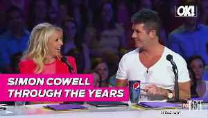 Unrecognizable! Simon Cowell's Face Through The Years! [Video]