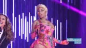 Nicki Minaj Sets the Record Straight on Her Retirement Tweet | Billboard News [Video]