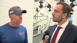 One on one with head coach Sean McDermott [Video]
