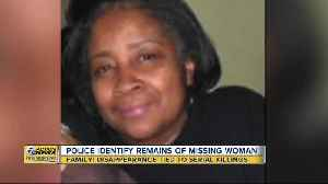 Woman's remains linked to Detroit serial killer investigation ID'd by medical examiner [Video]