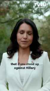 Tulsi Gabbard: Hillary's Trying to Extract Revenge After I Endorsed Bernie in 2016 [Video]