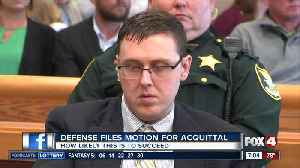 Defense files motion for acquittal in Jimmy Rodgers trial [Video]