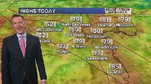 13 First Alert Las Vegas morning forecast | Oct. 21, 2019 [Video]