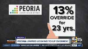 Future safety initiatives and key programs riding on Peoria Unified's override ask [Video]