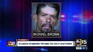 Phoenix police: Man allegedly stabs girlfriend and 2nd woman [Video]