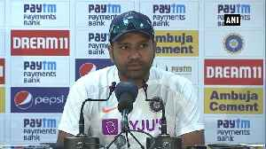 Ind vs SA Most challenging knock for me says Rohit Sharma on maiden double century [Video]