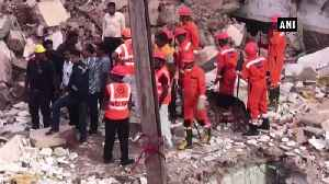 2 dead in Vadodara building collapse rescue operations still on [Video]