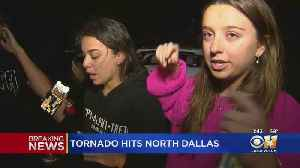 Residents Share Experience Witnessing North Texas Tornado [Video]