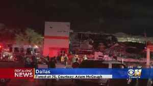 Storm Damage Seen Throughout North Texas, Tornado Touches Down In Dallas [Video]