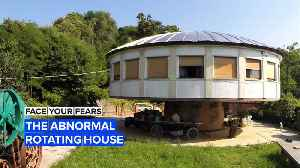 Face Your Fears: The rotating house that follows the sun [Video]