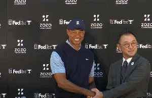 Tiger Woods declares himself ready for action after knee surgery [Video]