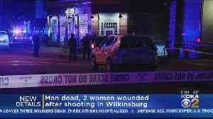 Man Dead, 2 Women Injured After Wilkinsburg Shooting [Video]