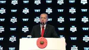 Turkey is not eyeing Syrian territory: Erdogan