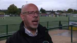 Haringey 'racism': Chairman calls for support [Video]