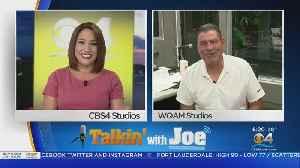 Talkin' With Joe 10/21 [Video]