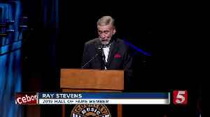 News video: Brooks & Dunn, Ray Stevens, and Jerry Bradley inducted into Country Music Hall of Fame