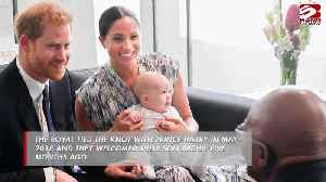 Duchess of Sussex reveals struggles with pressures of Royal Family life [Video]