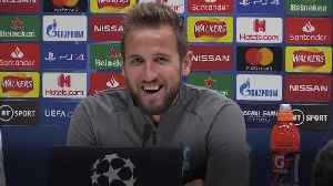 Harry Kane laughs off idea that Spurs players are over-worked [Video]