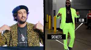 Fashion Expert Breaks Down NBA Tunnel Suits [Video]