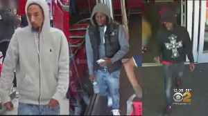 Police: Burglary Suspects Break Into Several Cars In Queens Parking Lots [Video]