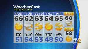 New York Weather: Oct. 21 Afternoon Weather Headlines [Video]